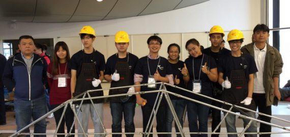 การแข่งขันสะพานเหล็กแห่งเอเชีย ระดับอุดมศึกษา BRICOM 2016